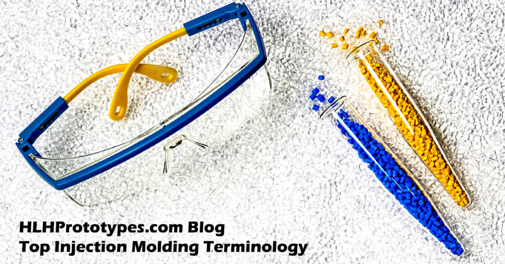 Injection Molding Terminology Revealed - HLH Prototypes Co Ltd