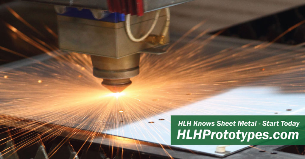 Don't forget about Sheet Metal :) - HLH Prototypes Co Ltd