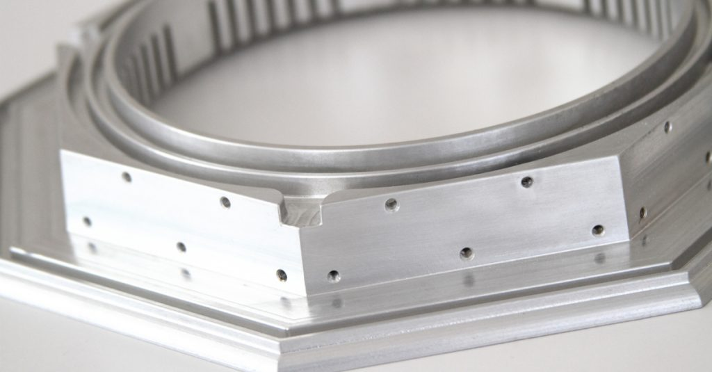 A metal ring
